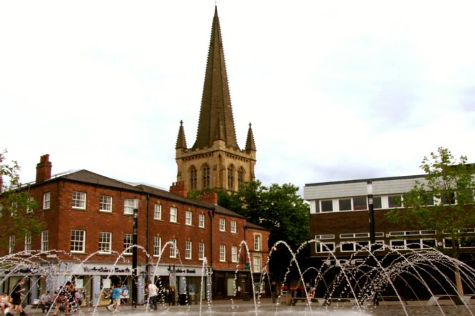 Wakefield City
